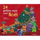 24 petites souris avant Noel