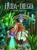 Frida et Diego au pays des squelettes